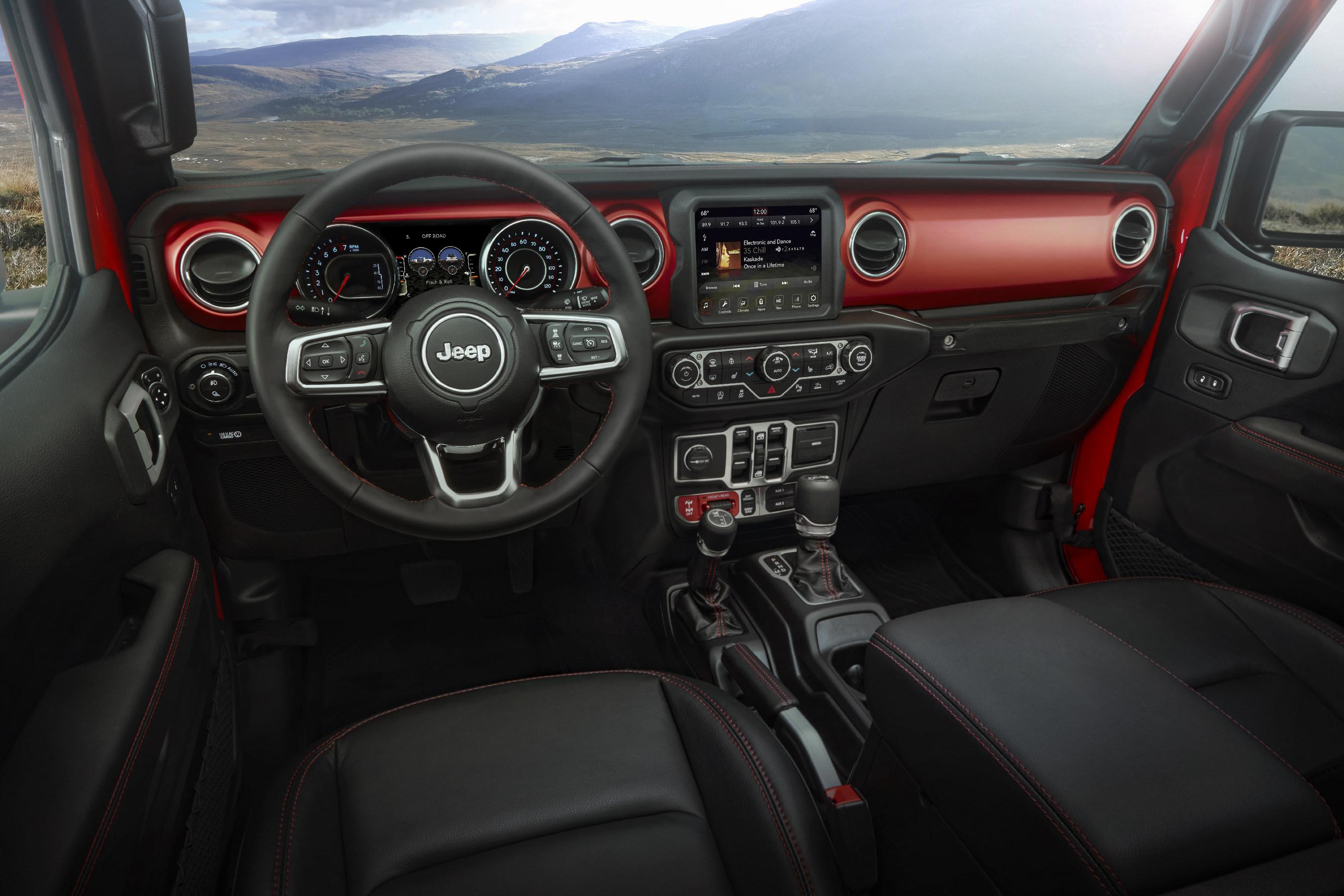 Jeep Gladiator 2020 Pick Up E Fuori Strada Weekend Premium
