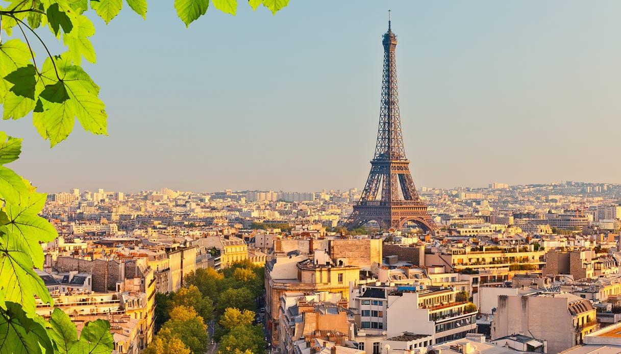 Weekend in Francia