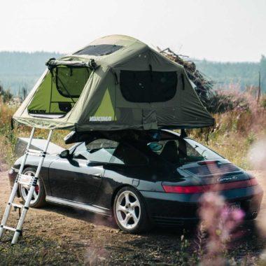 campeggio Porsche