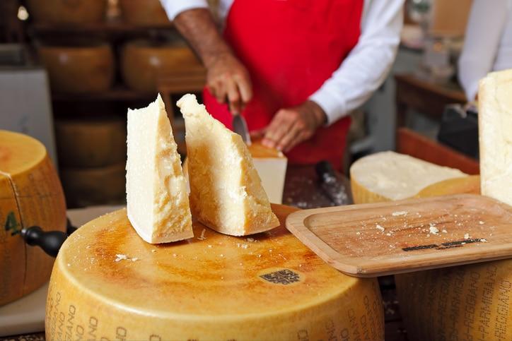 Agricamper Italia formaggi