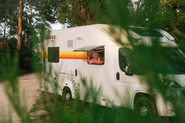 Weekend in camper