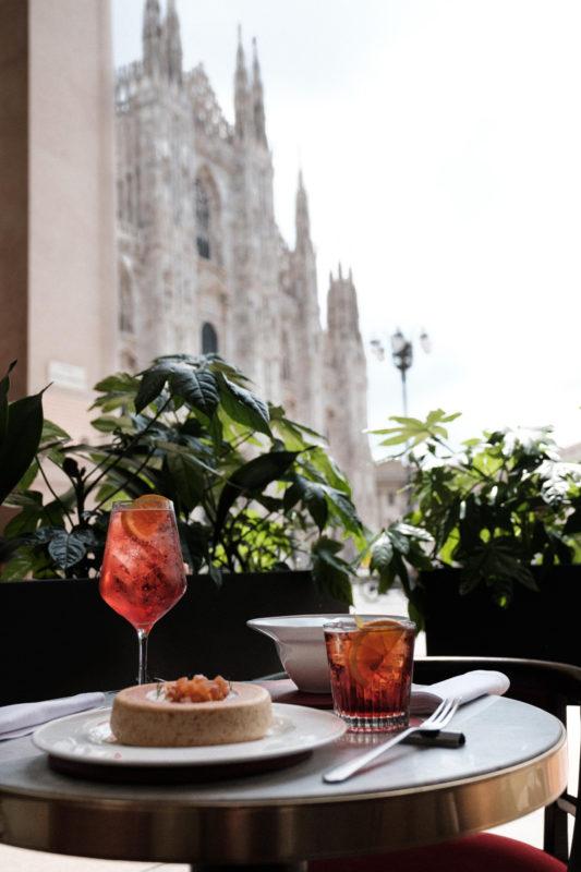 Camparino in Galleria per la Milano MovieWeek