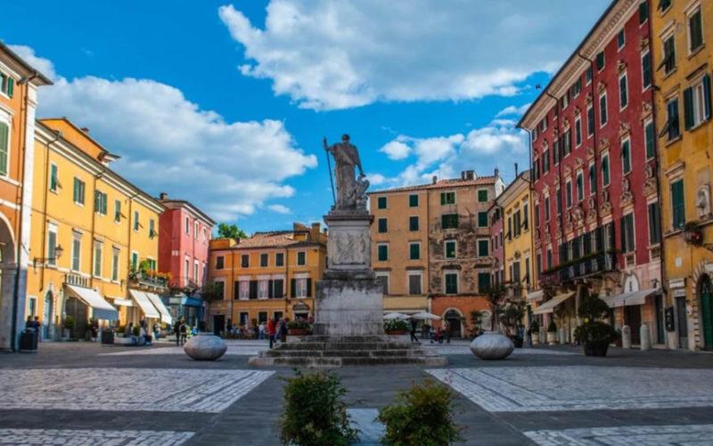Centro Storico di Carrara
