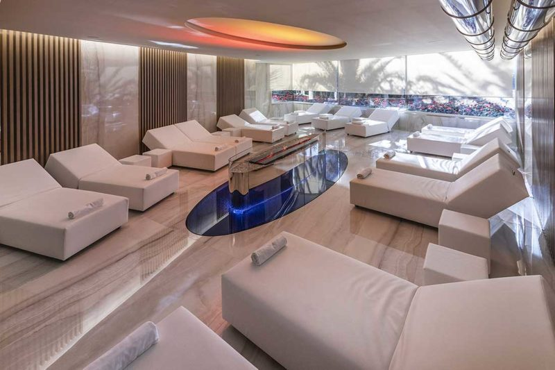 zona relax centro tao Park Hotel imperial