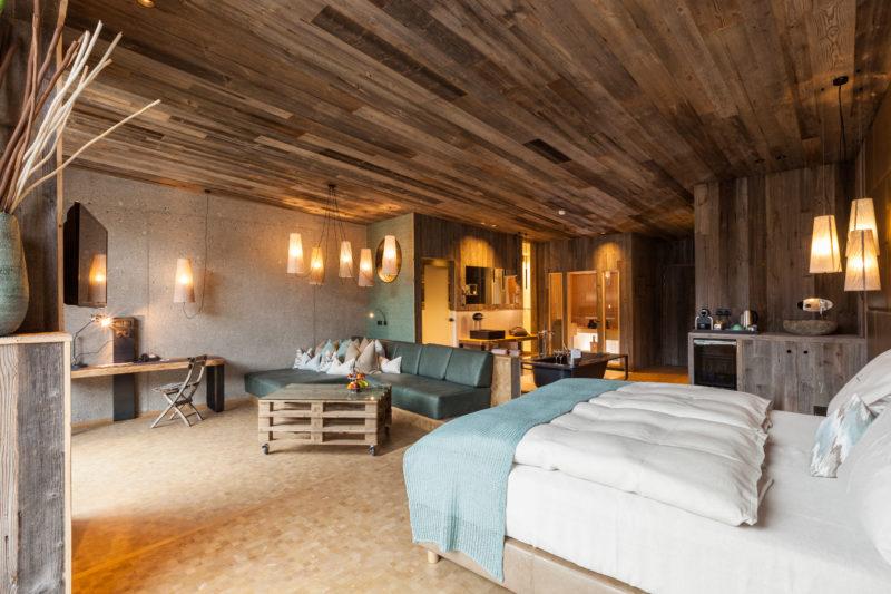 suite Alto Adige Hotel Fanes