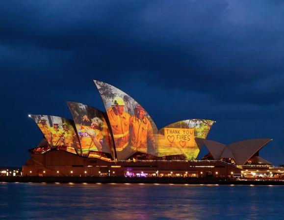 un tour virtuale dell'Australia