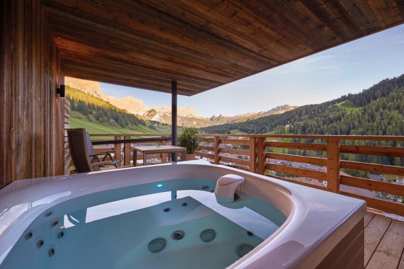 Suite con vasca privata