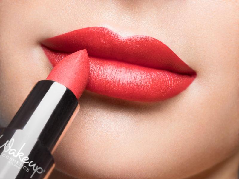 Wakeup Cosmetics rossetto rosso