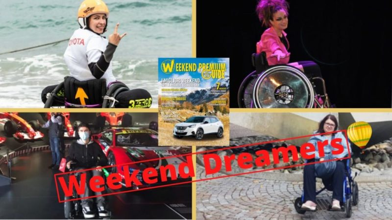 weekend dreamers i ragazzi