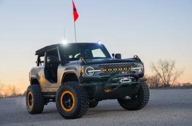 Ford Bronco Badlands Sasquatch