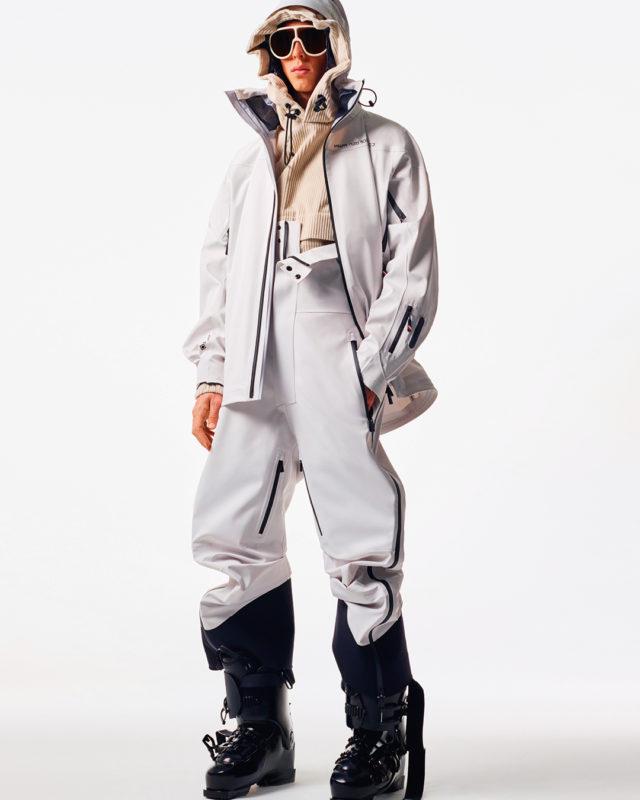giacca Moncler x Gore-Tex