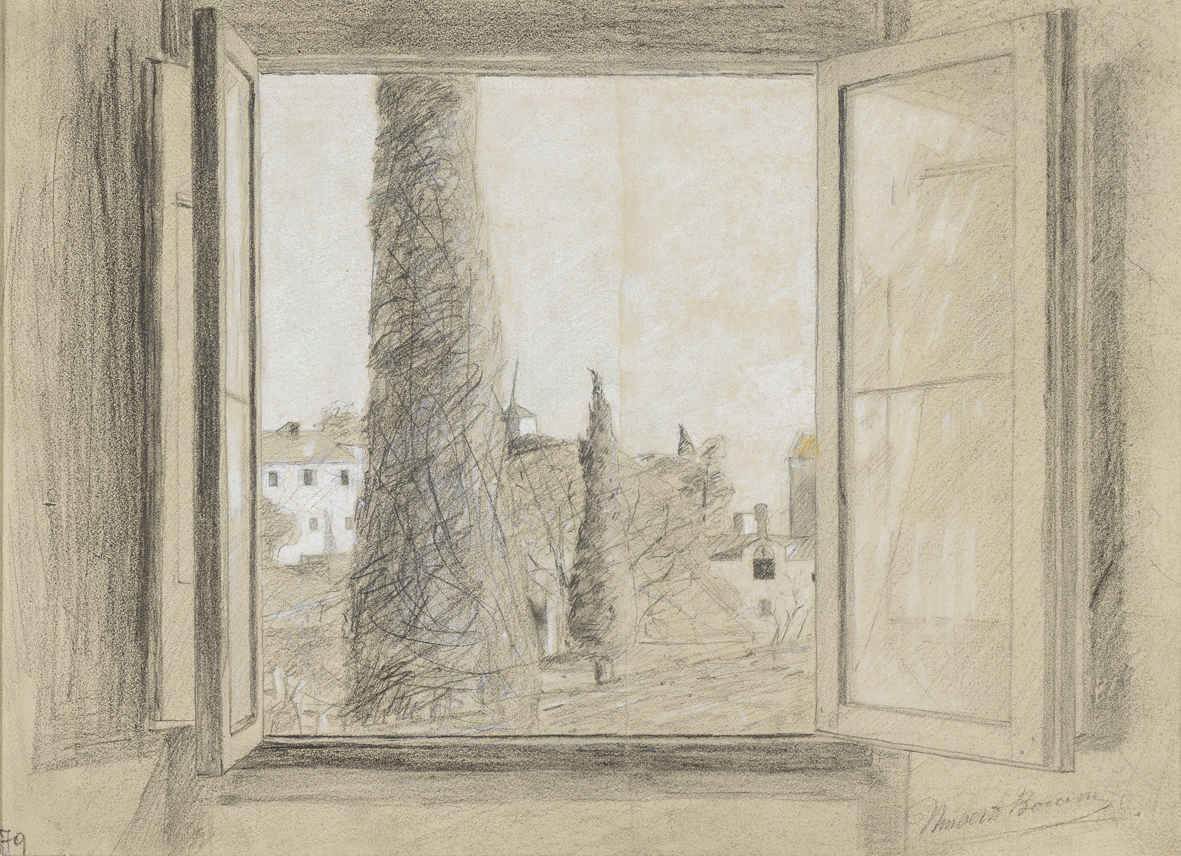 Milano presenta la mostra Il giovane Boccioni a ingresso libero