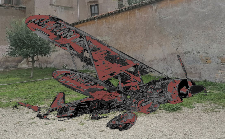 OPEN BOX l'arte contemporanea domina i giardini dell'Aventino
