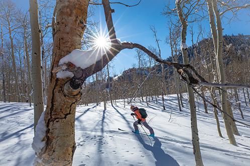 Questo sarà l'anno dello scialpinismo