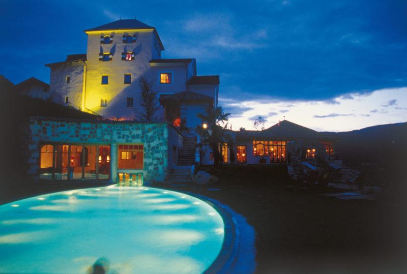 Romantik Hotel Turm di Fié