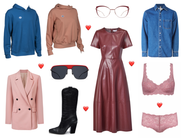 look San Valentino 2021 outfit