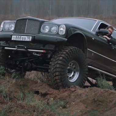bentley-arnage-monster-truck