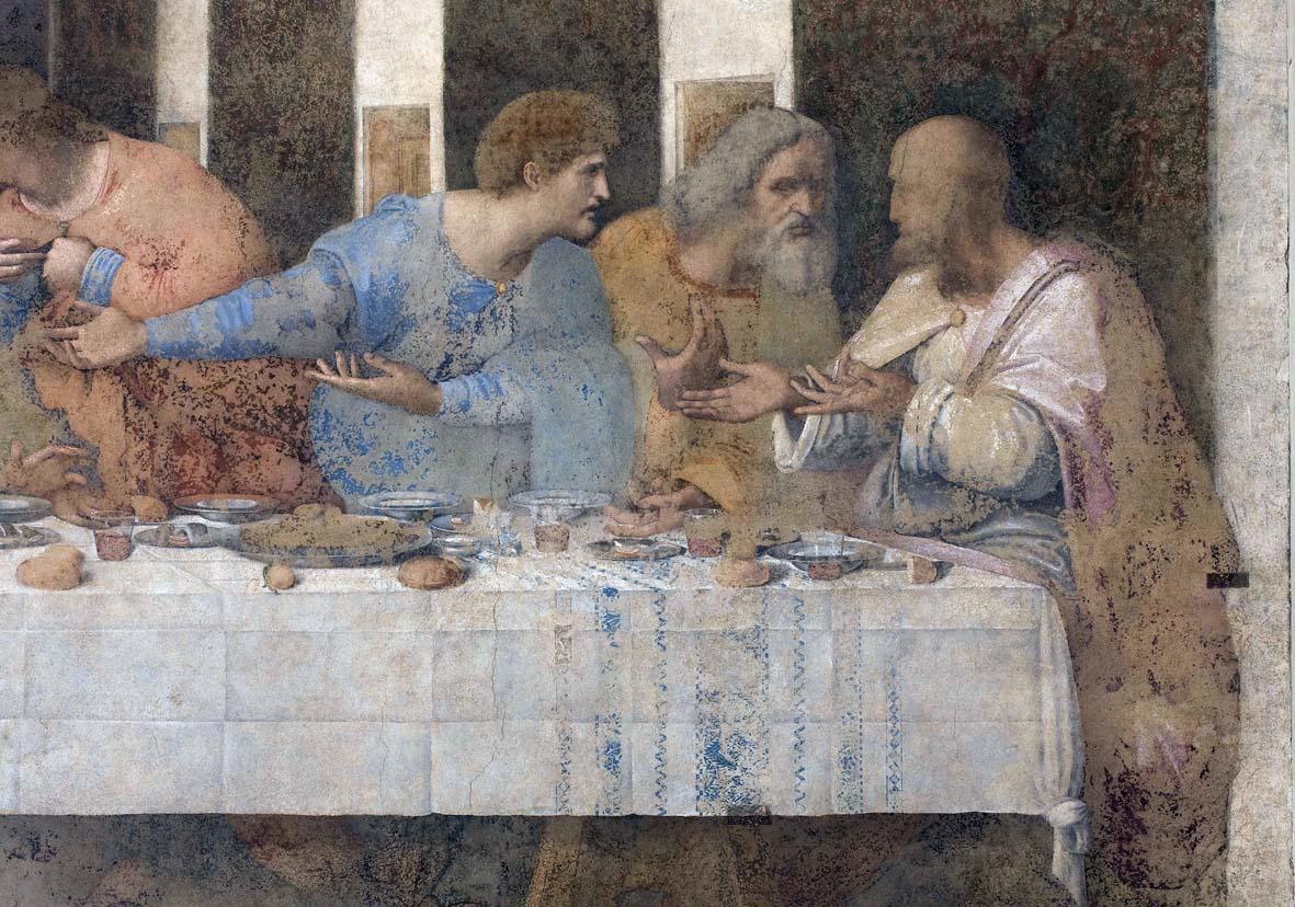 Il Cenacolo di Leonardo: a Milano aperto al pubblico fino al 21 febbraio
