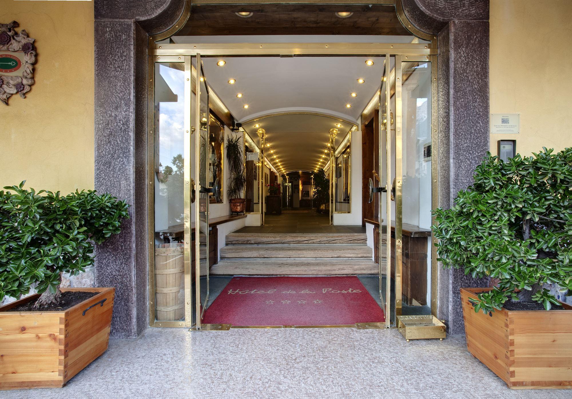 Hotel de la Poste Cortina