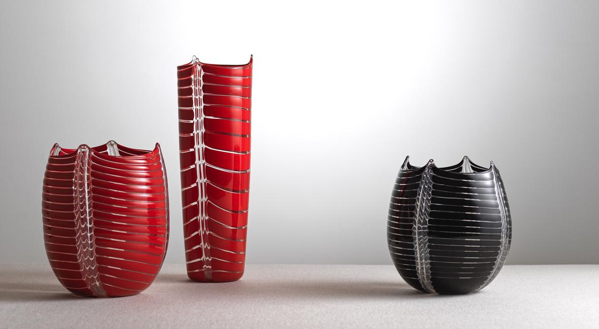 Feltre inaugura una collezione di vetri veneziani dall'immenso valore affettivo