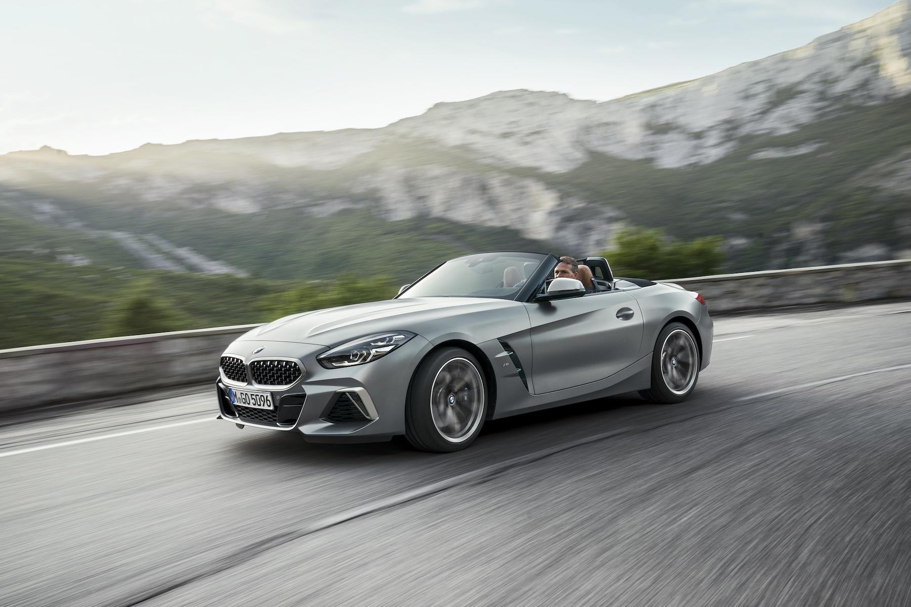 migliori auto cabrio: BMW Z4
