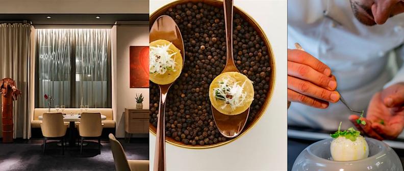 l'inatteso che si cela nel piatto ha come unico obiettivo la naturalezza dell'esperienza.