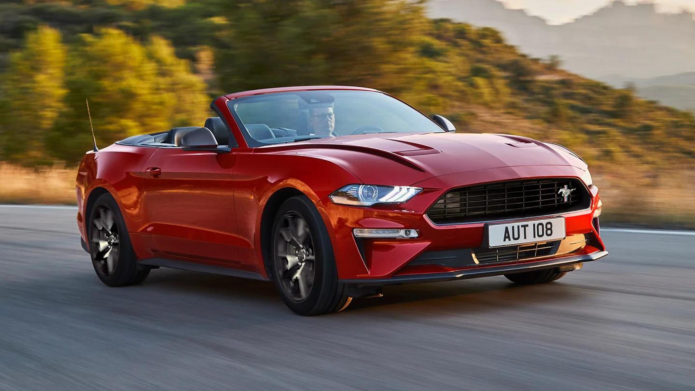 migliori auto cabrio: Ford Mustang Cabriolet