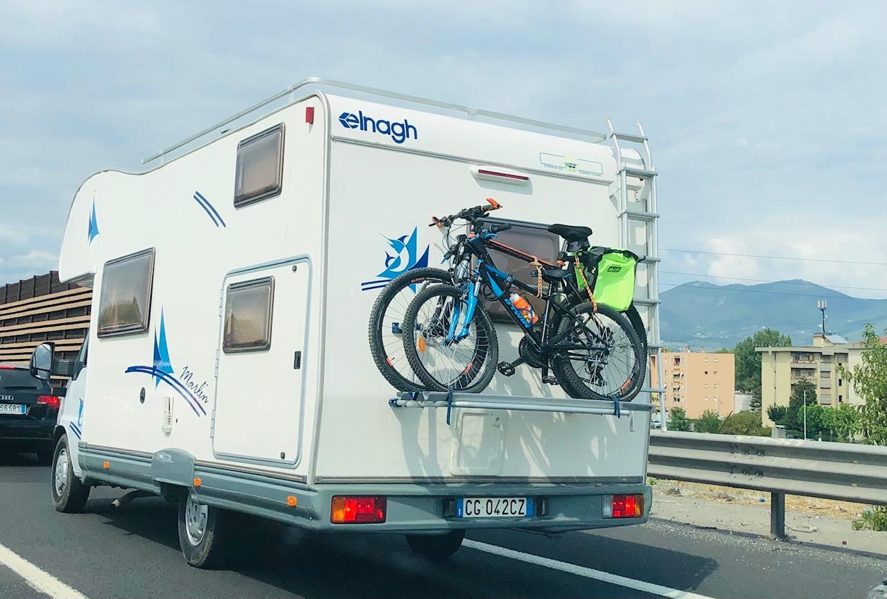 itinerario in bicicletta in Friuli Venezia Giulia