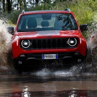 Compact SUV: Jeep Renegade