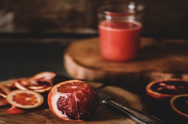 Un' afrodisiaca gelatina di sanguinelle siciliane