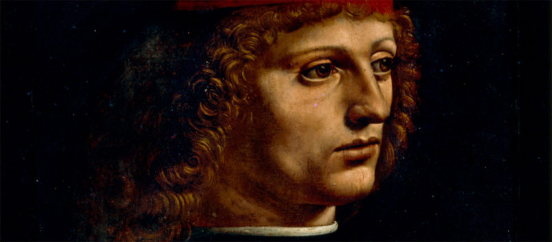 leonardo a Milano ambrosiana-musico