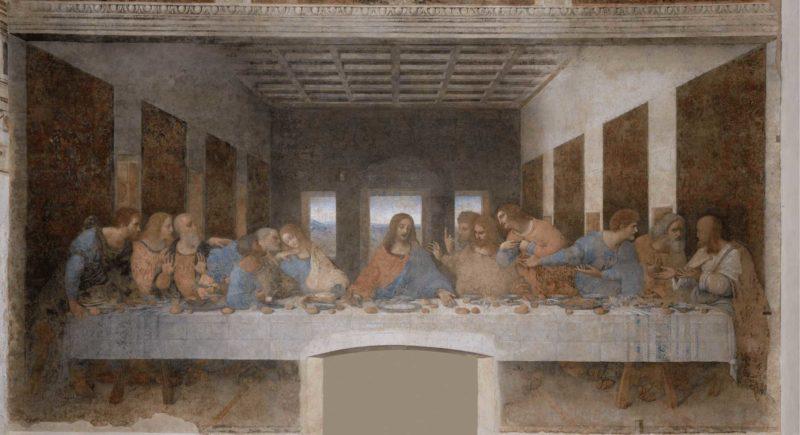 leonardo a Milano: cenacolo-leonardo