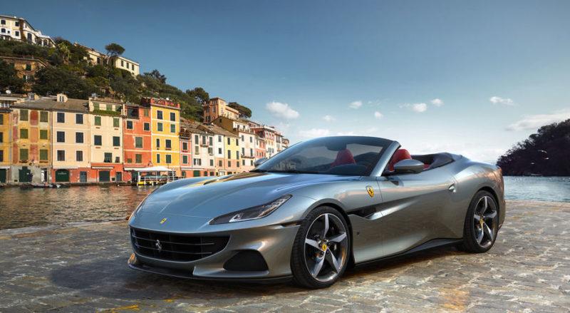 Ferrari Portofino M - cover