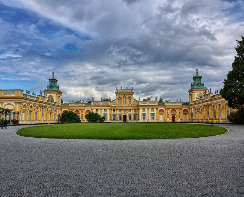 Il Palazzo Wilanow