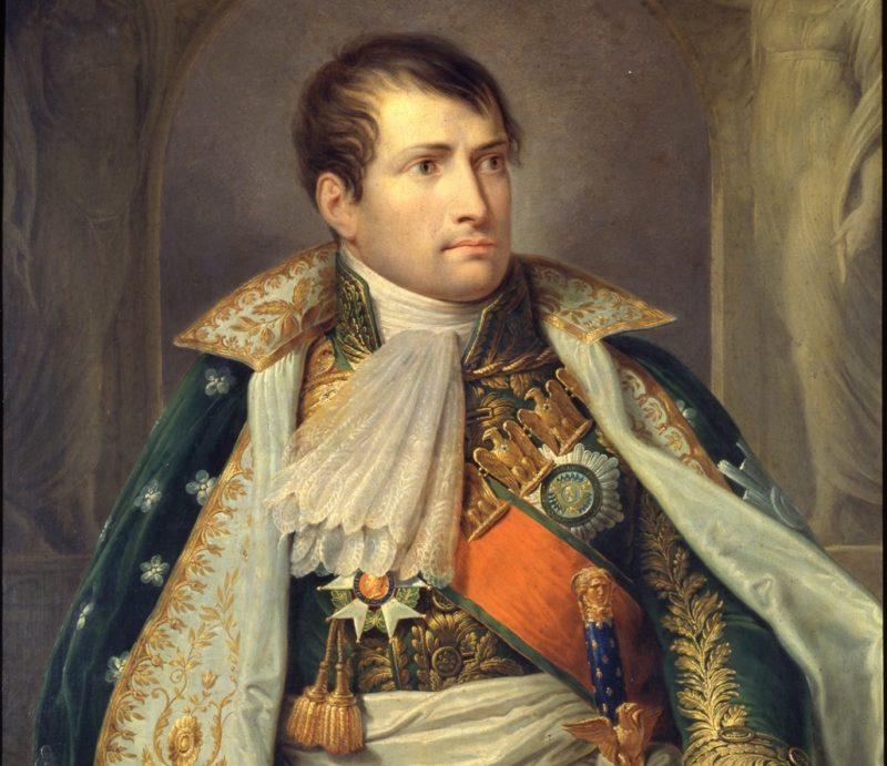 SD-04-Giuseppe-Diotti-Ritratto-Napoleone-I-imperatore