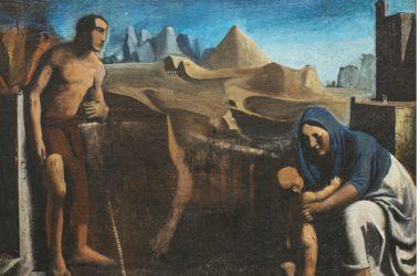 arte-a-milano-sironi-La-famiglia-La-famiglia-del-pastore